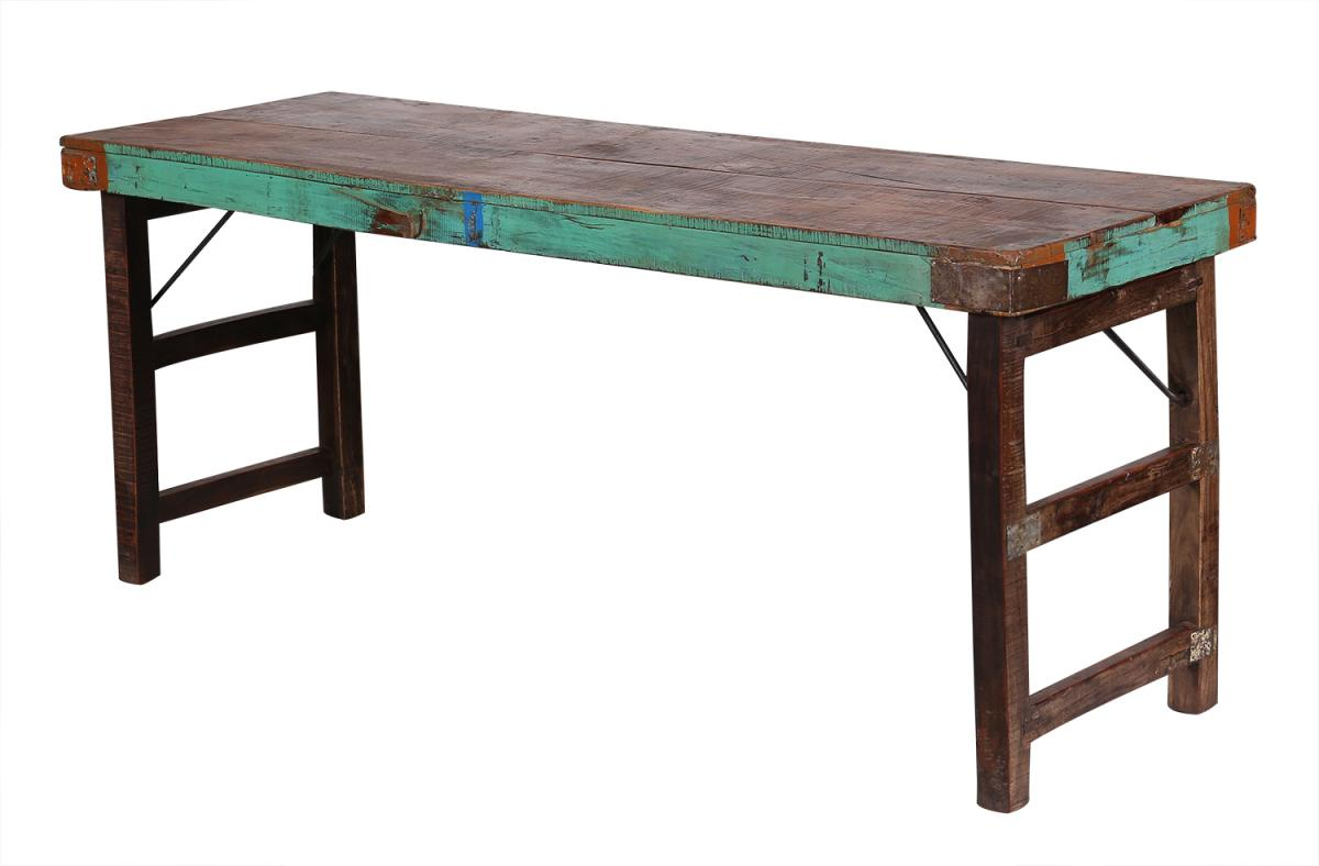 Home · Wholesale · Upcycled Originals · Wooden Folding Console Table