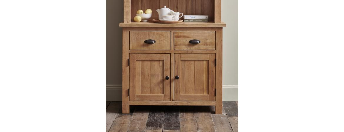 Buffet with 2 Drawers & 2 Doors