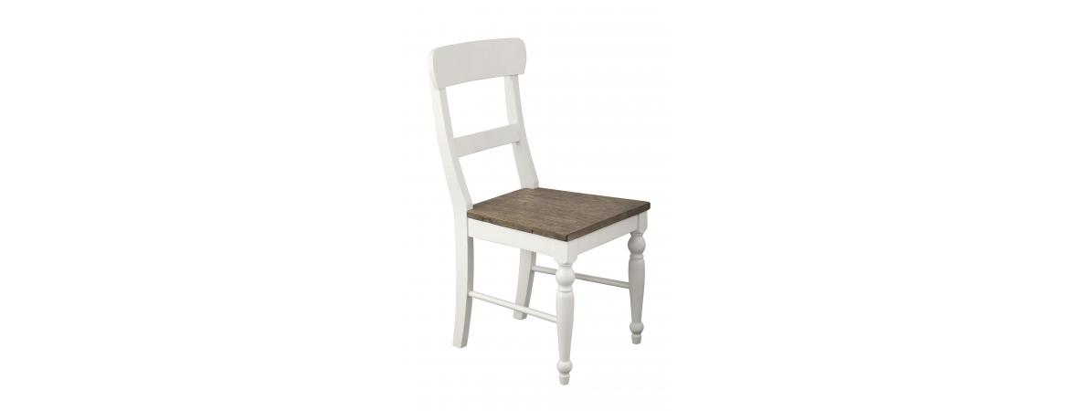 Berkley Dining Chair with Timber Seat