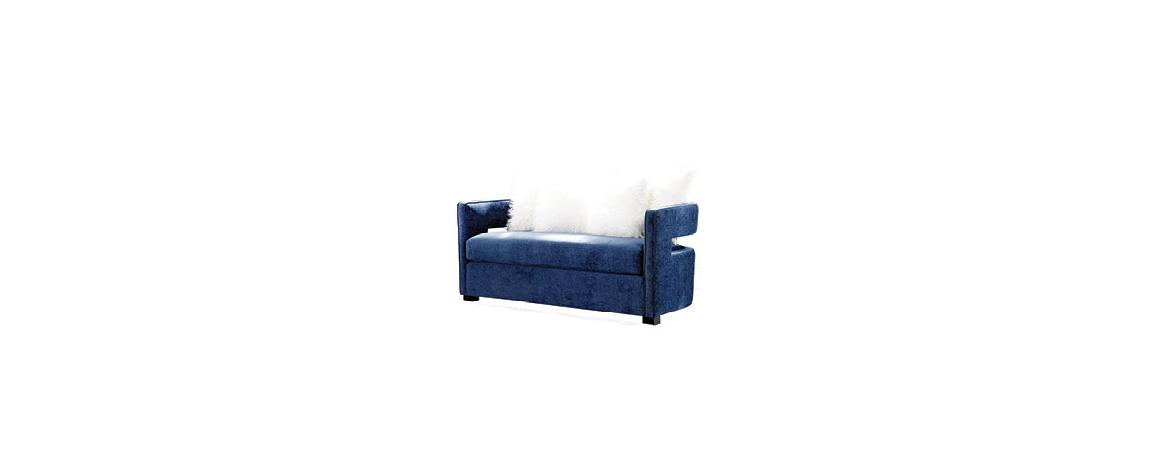 Turner Lux 2-Seater Sofa