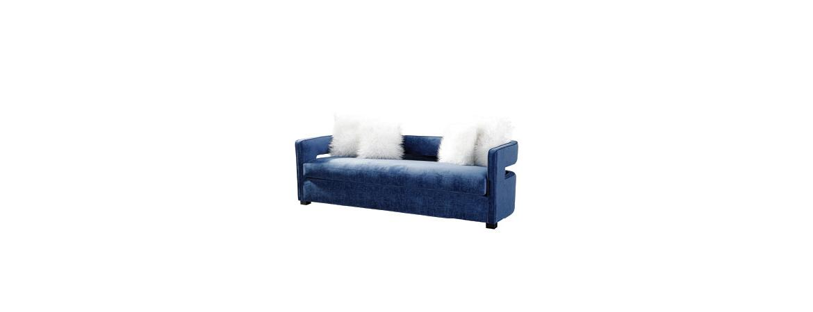 Turner Lux 3-Seater Sofa