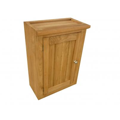 Wall Cabinet with 1 Door & Fixed Shelf