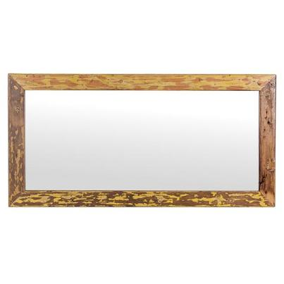 Cal Stadium Rectangular Mirror 20x24cm