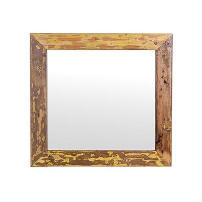 Cal Stadium Square Mirror 28cm