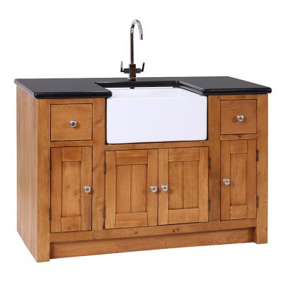 Granite Sink Unit with 4 Doors & 2 Drawers