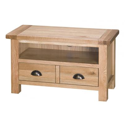 TV Unit with 2 Drawers