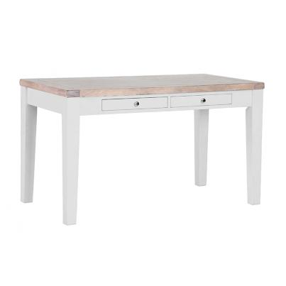 Rectangular Cafe Table with Drawers