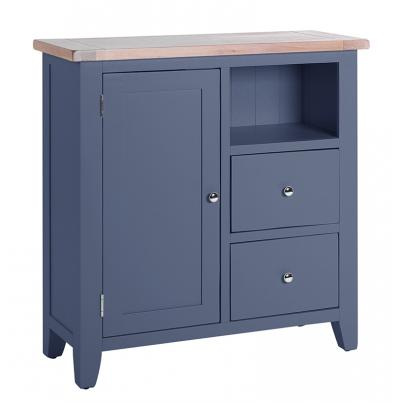2 Drawer 1 Door Organiser Cabinet