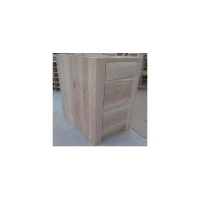 3 Drawer Cabinet with Granite Top