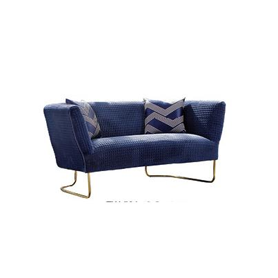 Keaton Circle Stitch 3-Seater Sofa