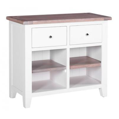 Buffet with 2 Drawers & 2 Shelves