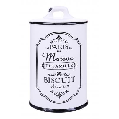 Pack of 12 - 8inch Biscuit Canister