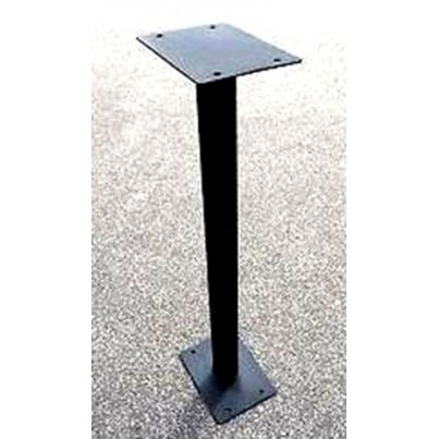 Metal Floor Stand for Royal Mail Post Box