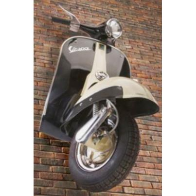 Original Vespa Wall Décor Lamp