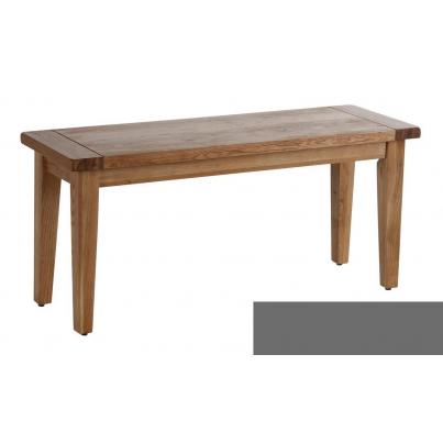 Bench with Oak Seat for the NB005