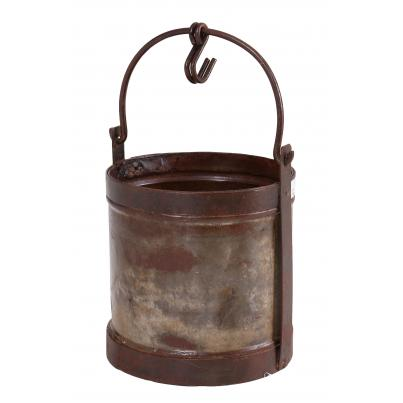 Pack of 2 - Original Iron Milk Bucket