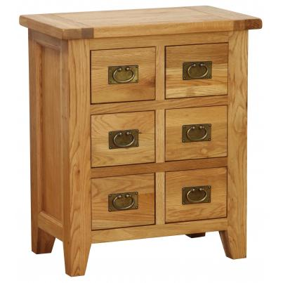 6 Drawer CD / DVD Cabinet