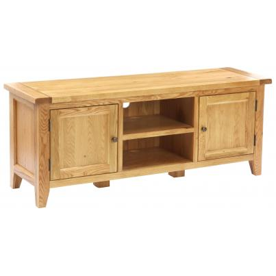 2 Door 1 Shelf TV Unit