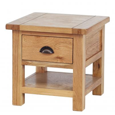 Occasional Table with 1 Drawer