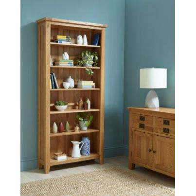 Bookcase with 5 Adjustable Shelves