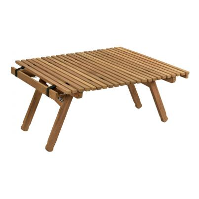 Wooden Slat Coffee Table