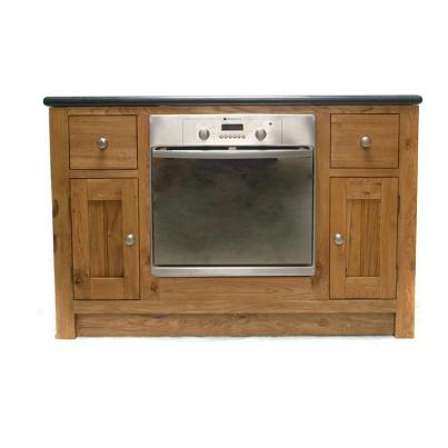 Oven Unit with 2 Doors & 2 Drawers