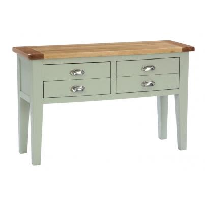 4 Drawer Hall Table (KD)