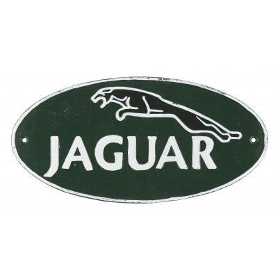 Jaguar Wall Plaque Big