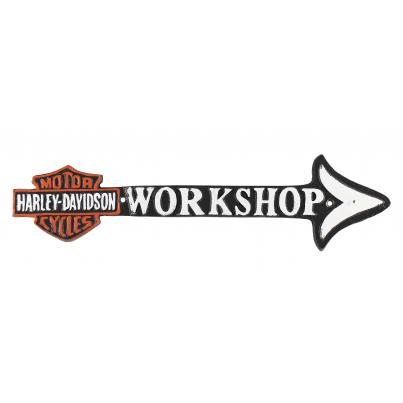 Harley Davidson Workshop Arrow