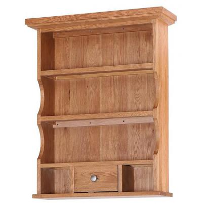 Kitchen Wall cabinet - 1 Drawer 1 Open Display Shelf