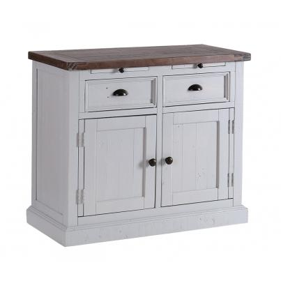 Buffet with 2 Doors & 2 Drawers