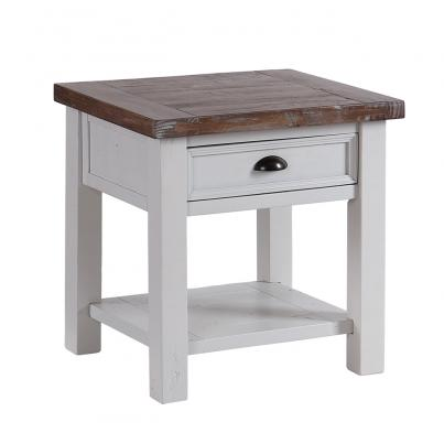 Lamp Table with 1 Drawer