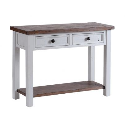 Hall Console Table with 2 Drawers