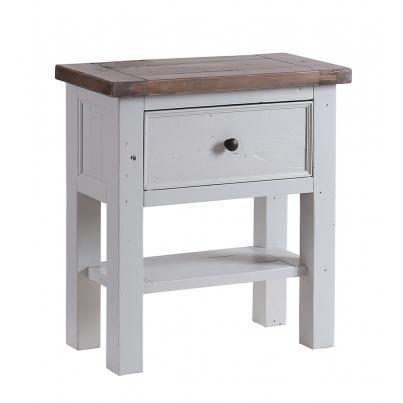 Small Console Table 1 Drawer 1 shelf