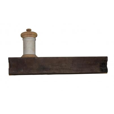 Reclaimed Teak Floating Shelf 75cm