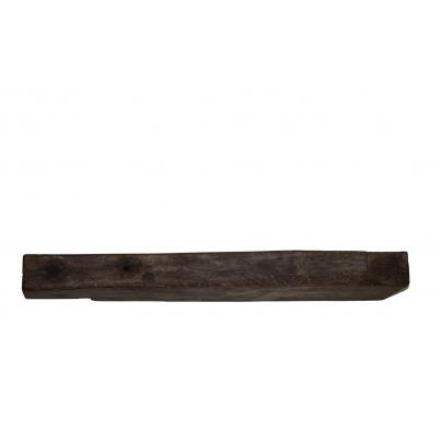 Reclaimed Teak Floating Shelf 90cm
