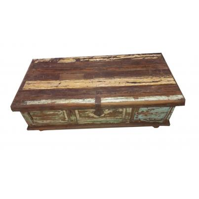 Antique Pitara Wedding Trunk