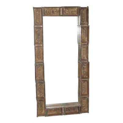 Brick Mould Floor Mirror