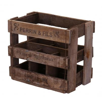 Wine Crates for 6 Bottles - Perrin & Fills