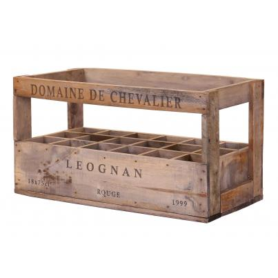 Wine Crate for 18 Bottles - Dumaine