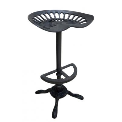 Metal Casting Bar Chair