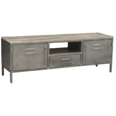 TV Unit with 2 Doors & 1 Drawer
