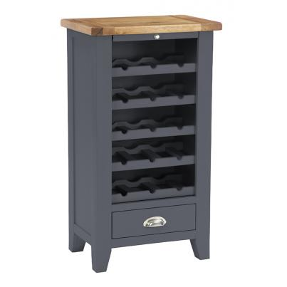 Wine Unit with 5 Shelves & 1 Drawer