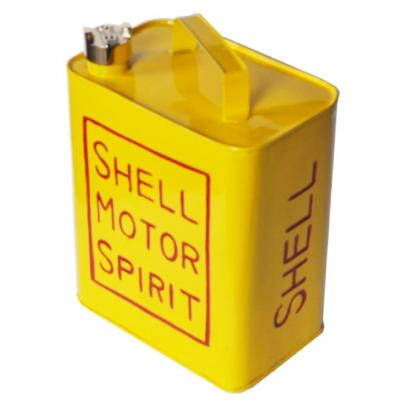 Shell Typeface Can