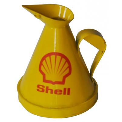 Shell Metal Jug