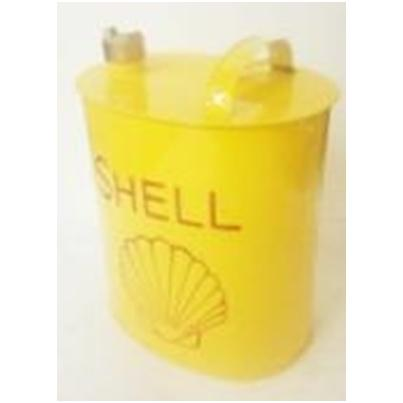Shell Can Oval
