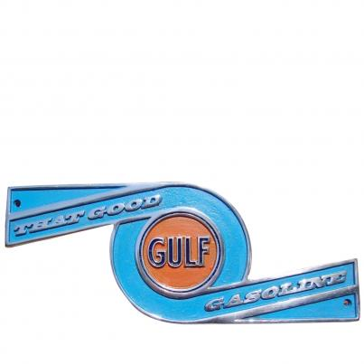 Gulf Wing Plaque