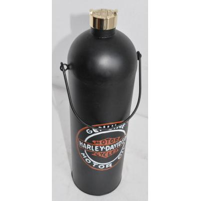 Harley Davidson Oil Bottle Coloured