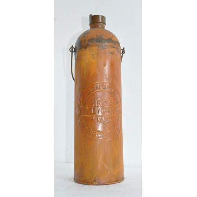 Harley Davidson Oil Bottle Rustic