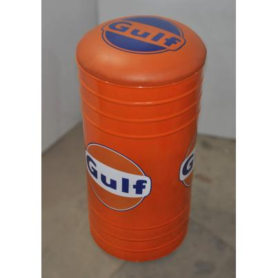Gulf Coloured Stool